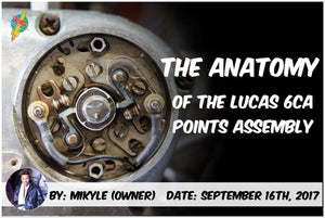 The Anatomy Of The Lucas 6CA Points Assembly