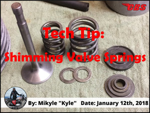 Tech Tip: Shimming Valve Springs