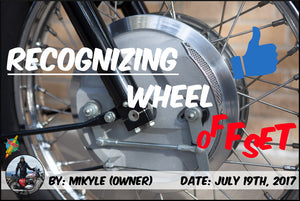 Recognizing Wheel Offset