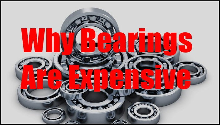 Why Triumph & BSA Motorcycle Bearings Are Expensive