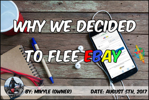 Why We Decided To Flee eBay
