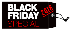 Black Friday & Cyber Monday Sale 2016