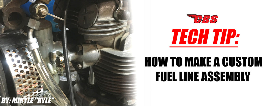 Tech Tip: How To Make A Custom Fuel Line Assembly