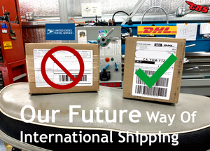 Our Future Way of International Shipping