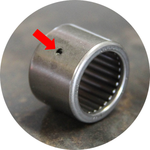 Needle Bearing Oil Holes - Is It Necessary?