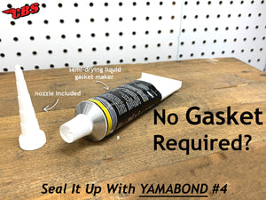 No Gasket Required? - Seal It Up With Yamabond