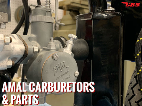 Amal Carburetors & Parts