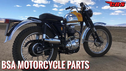 Motorcycle Parts For BSA