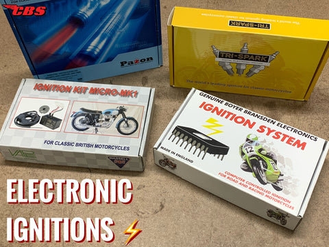 Electronic Ignition Complete Kits