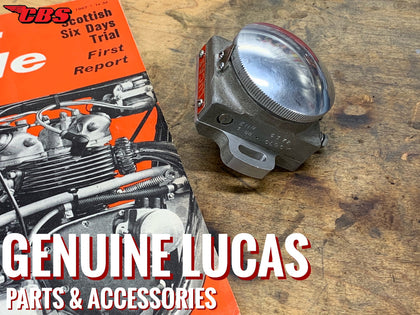 Lucas Motorcycle Electrical