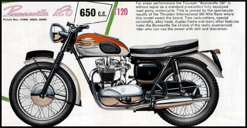 Free BSA, Norton, & Vintage Triumph Parts Books For Download