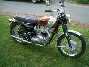 1969 Triumph T120R - Bike Of The Week