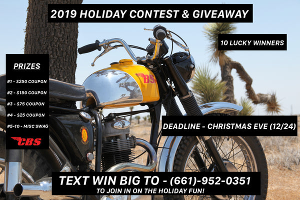 Holiday Contest Rules & Details
