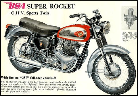 free bsa norton vintage triumph parts books for download rh classicbritishspares com Honda 650 BSA 1969 BSA Lightning 650