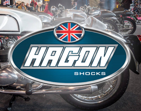 Hagon Motorcycle Rear Shocks