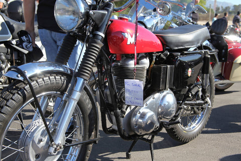 Matchless Motorcycle 500