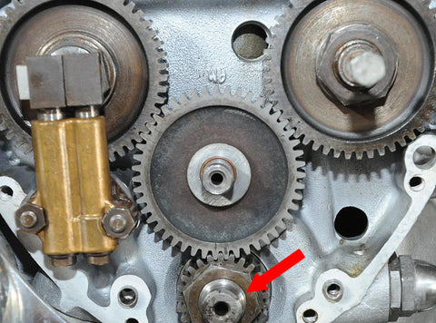 Timing Gears - Triumph
