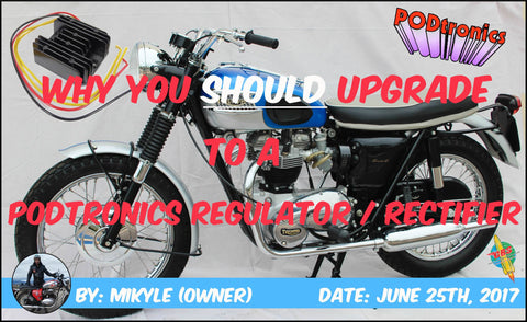 royal enfield regulator rectifier wiring diagram why you should upgrade to a podtronics regulator rectifier  podtronics regulator rectifier