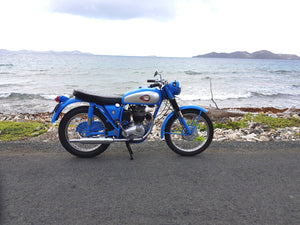 1968 BSA B40WD - Bike Of The Week
