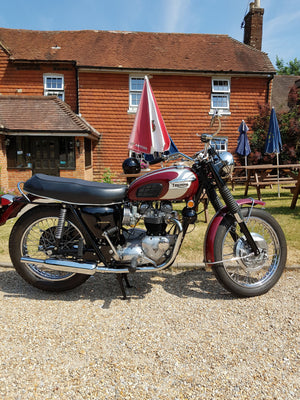 1970 Triumph T120R - Bike Of The Week