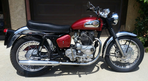 1966 Royal Enfield Interceptor