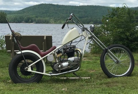 1972 Triumph T120R Chopper