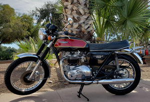 1979 Triumph T140E Euro Edition - Bike Of The Week