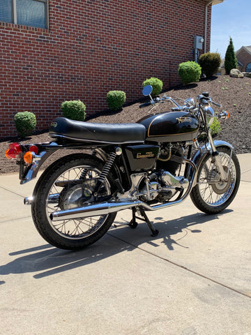 1972 Norton Commando Interstate