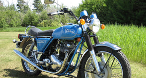 1974 Norton Commando 850 - Bike Of The Week