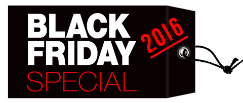 Black Friday & Cyber Monday 2016