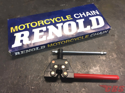Renold Chain & Chain Breaker Tools