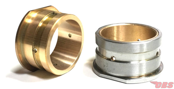 Tech Tip: Solid Bronze Bushings vs Steel / Bronze Inserted