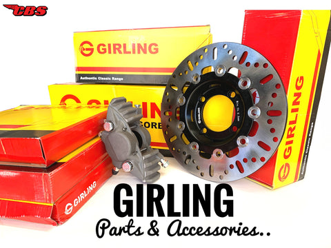 Genuine Girling Parts