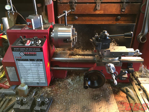 Harbor & Freight Mini Lathe