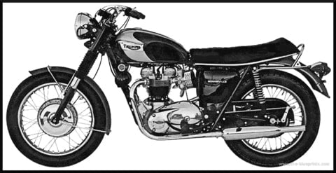Free Bsa Norton Vintage Triumph Parts Books For Download. Triumph 650 Bonneville T120r 1970. Wiring. Classic Triumph Motorcycle Engine Diagram At Scoala.co