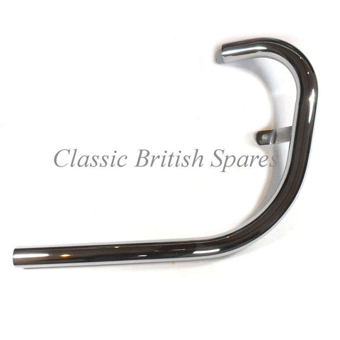 BSA C15 250 Chrome Down Exhaust Pipe 40-2835 40-2700