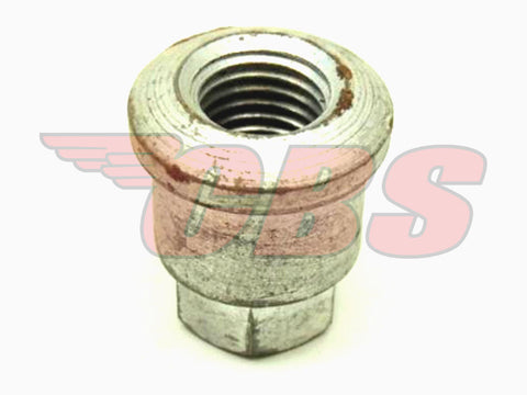 BSA Rear Sprocket Lug Nut (1) 42-6327 - 1958-65 - B31 / B33 / A7 / A10 / A50 / A65