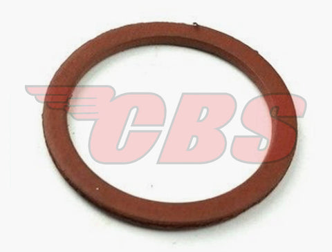 Triumph Oil Tank Feed Fiber Washer 82-1713