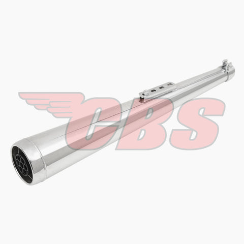 Dunstall Open End Mufflers By EMGO 80-84051