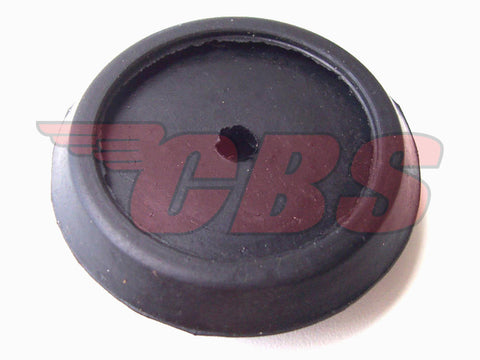 TRIUMPH TR7 / T140 GAS TANK BADGE RUBBER GROMMET 97-5061