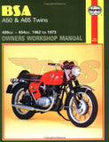BSA A50 / A65 Haynes Manual