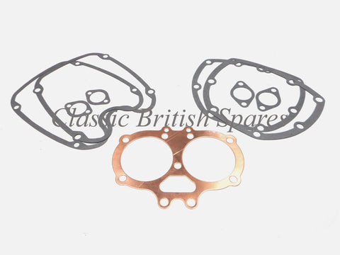 BSA A65 650 Top-End Gasket Set - CovSeal - 1962-72