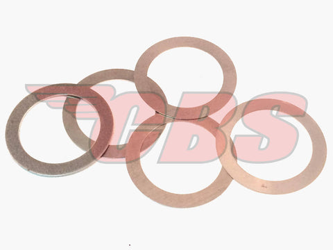 BSA CRANKSHAFT SHIM SET FOR C15 B40 B44 B25