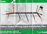 Lucas 54952732 Wiring Diagram