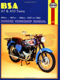 BSA A7 / A10 Haynes Manual