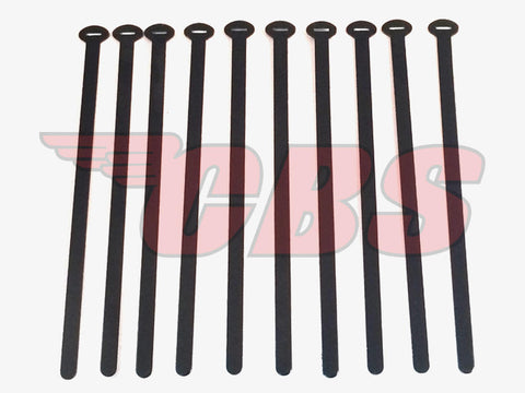 Universal Black Cable Ties
