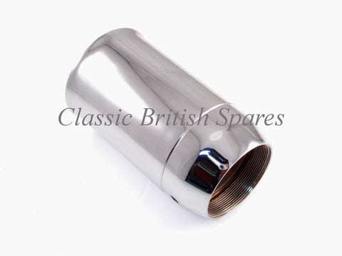 Triumph Chrome Fork Seal Holders 97-3633
