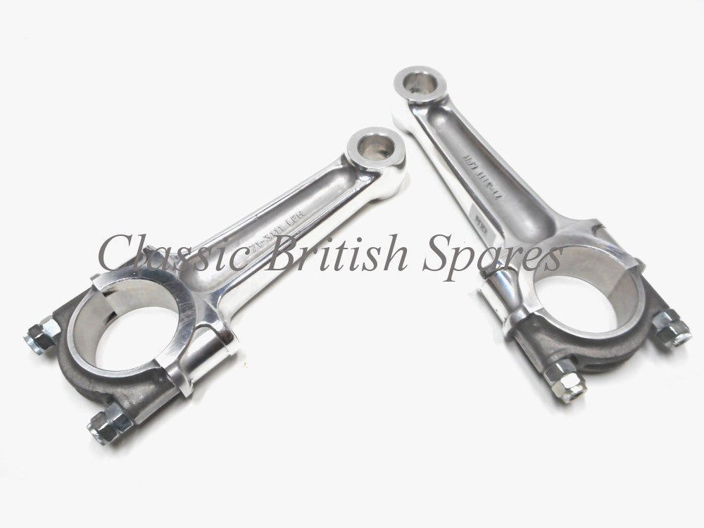 Triumph 750 Twins Connecting Rods (2) 71-3006 1973-82 T140