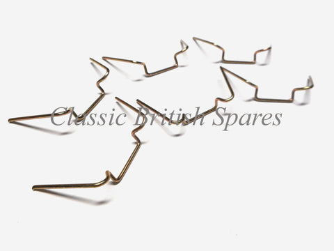 Lucas Type Triumph Headlamp Fixing Wire Clips