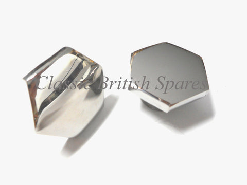 97-2245 Stainless Fork Nuts For Triumph